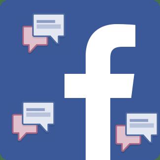 Kjedemeldinger om Facebook sine retningslinjer