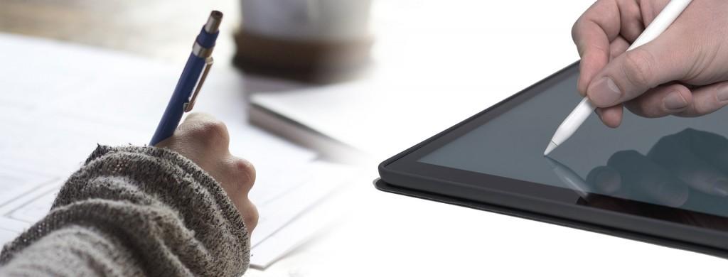 Gir egentlig håndskrift bedre læring enn tastatur?